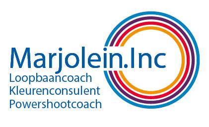 Logo design ontwerpen Marjolein.inc