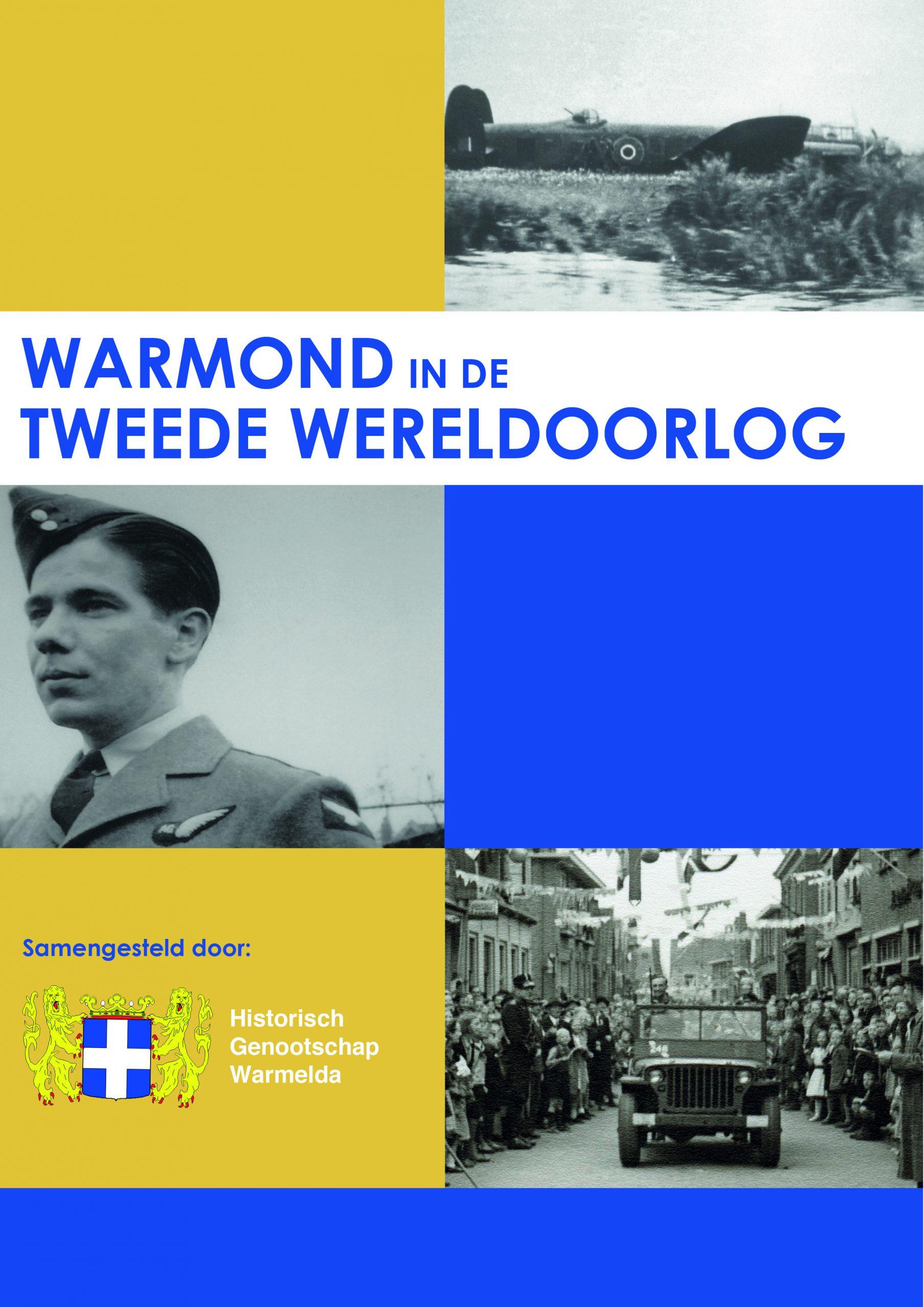 Cover design Book WWII